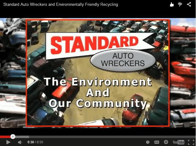 Standard Auto Wreckers - Used Parts - Toronto, Ontario